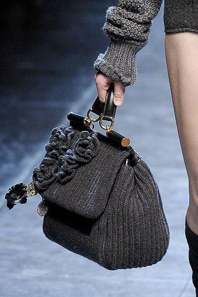 Стильные сумки от Dolce & Gabbana. Фото: trend.kg