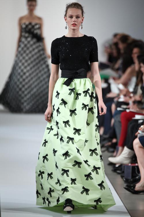 платья в пол 2013