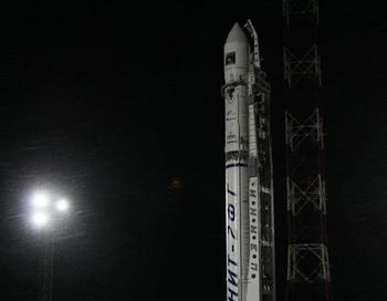 Пуск ракеты «Зенит-2SБ» с межпланетной станцией «Фобос-Грунт». Фото РИА Новости