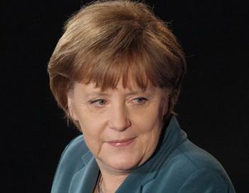 Федеральный канцлер Германии Ангела Меркель. Фото РИА Новости
