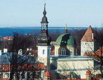 Таллин. Фото РИА Новости