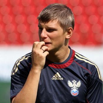 Футболист Андрей Аршавин. Фото РИА Новости