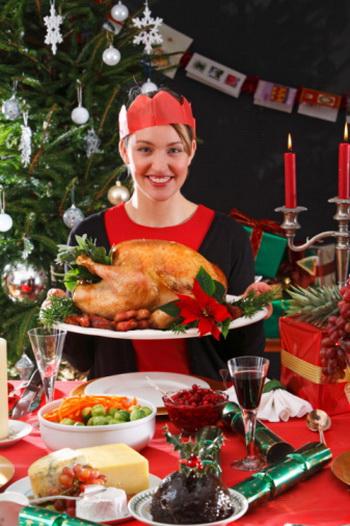 Самое главное при подготовке к празднику - выбрать меню, способное поразить гостей и родных.  Фото:  Getty Images