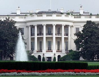 Белый дом. Фото из архива РИА Новости