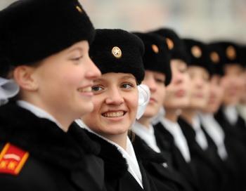 Военнослужащие. Фото: KIRILL KUDRYAVTSEV/AFP/Getty Images