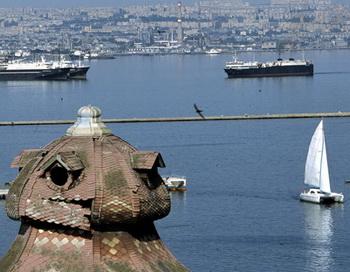 Баку. Фото РИА Новости