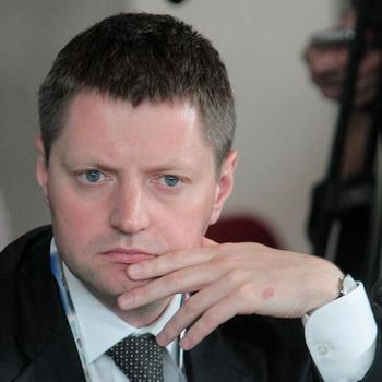 Телеведущий канала НТВ Алексей Пивоваров. Фото РИА Новости