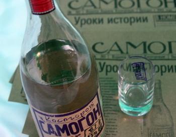 Самогон. Фото РИА Новости