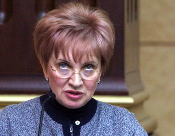 Председатель Мосгорсуда Ольга Егорова. Фото РИА Новости