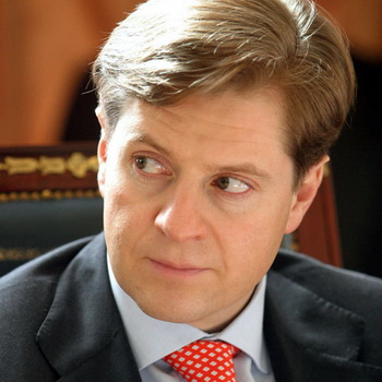 Президент Банка Москвы А.Бородин. Фото РИА Новости
