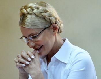 Юлия Тимошенко. Фото: Getty Images
