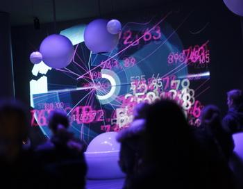 Бозон Хиггса, возможно, обнаружен учеными. Фото: FABRICE COFFRINI/AFP/Getty Images