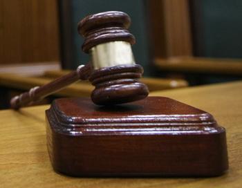 Судейский молоток. Фото из архива РИА Новости