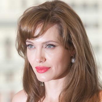 Американская актриса Анджелина Джоли. Фото РИА Новости