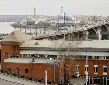 Иркутск. Фото РИА Новости