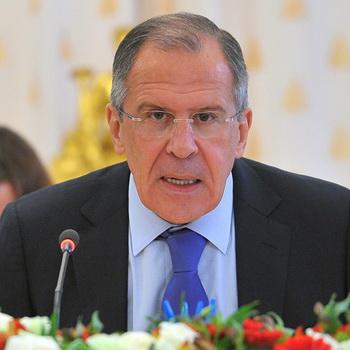 Министр иностранных дел РФ Сергей Лавров. Фото РИА Новости