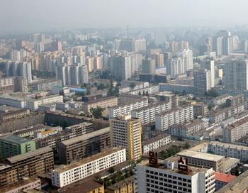 Пхеньян. Фото РИА Новости