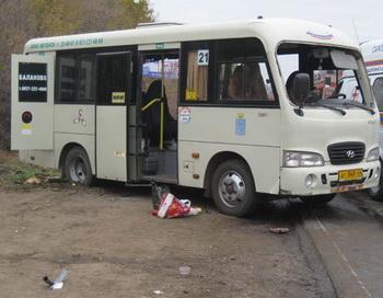 В результате крупного ДТП в Саратове погибли дети. РИА Новости/Газета