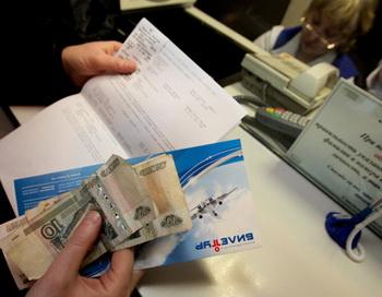 Продажа авиабилетов. Фото РИА Новости
