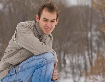 Дмитрий Осипов. Фото предоставлено пресс-службой актёра.