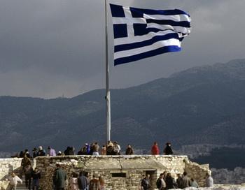 Греция. Фото из архива РИА Новости
