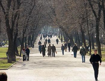 Тверской бульвар. Фото РИА Новости