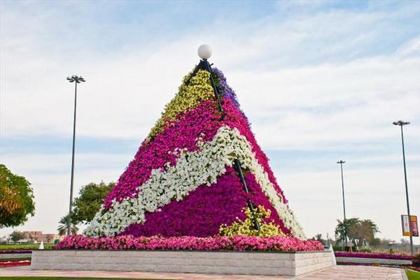 Фотообзор о  парке цветов Al Ain Paradise. Фото с сайта new.ba-bamail.co.il