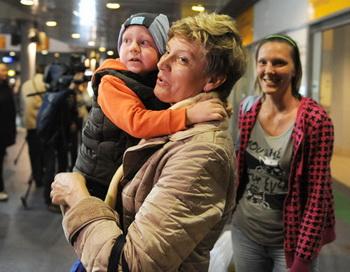 Туристы. Фото РИА Новости