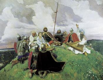 Виктор Васнецов, 1910 г. Фото: upload.wikimedia.org