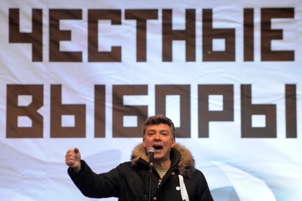 Митинг на проспекте Сахарова побил рекорд Болотной. Фото: Getty Images