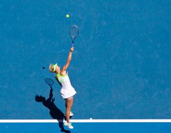 Российская теннисистка Мария Шарапова. Фото РИА Новости