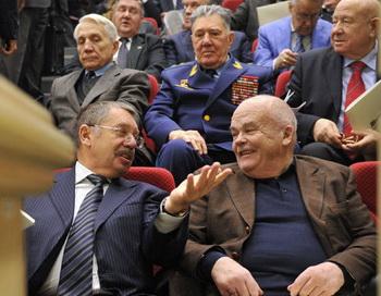 Заседание Общественной палаты РФ. Фото РИА Новости