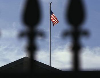 Вашингтон. Белый дом. Фото РИА Новости