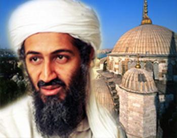 Усама бен Ладен. Коллаж РИА Новости