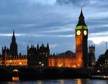 Лондон. Фото РИА Новости