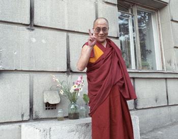 Далай-лама. Фото РИА Новости