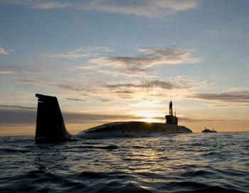 Атомная подводная лодка (АПЛ)