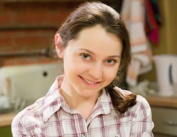 Валентина Рубцова родила  малышку. Фото с сайта mors.sibnet.ru