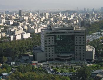 Тегеран - столица Ирана. Фото РИА Новости