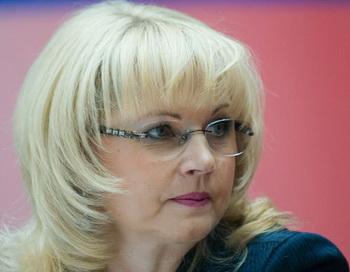 Министр здравоохранения и социального развития РФ Татьяна Голикова. Фото РИА Новости