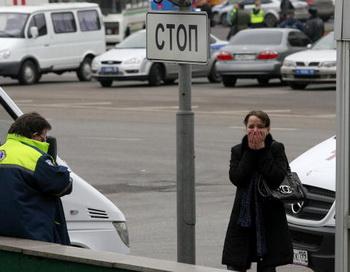 Теракт в метро Лубянка в Москве 29 марта 2010 года затронул сердца всех москвичей. Фото: Dmitry Korotayev/Epsilo n/Getty Images