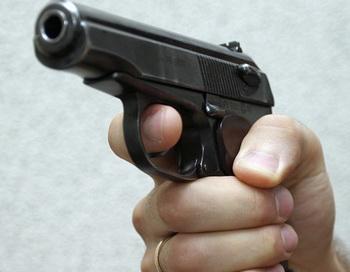 Пистолет. Фото РИА Новости