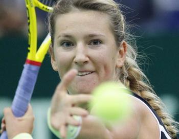 Белорусская теннисистка Виктория Азаренко. Фото РИА Новости