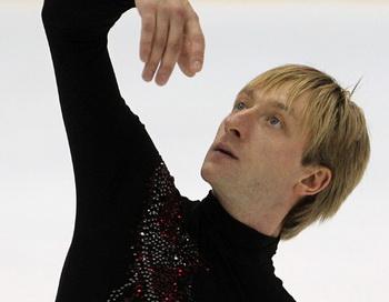 Евгений Плющенко. Фото РИА Новости