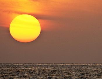 Море. Фото из архива РИА Новости
