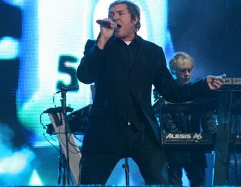 Концерт группы Duran Duran. Фото РИА Новости