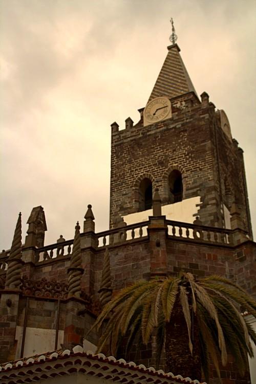 Собор Се в Фуншале. Мадейра. Фото: Сима Петрова/Великая Эпоха (The Epoch Times)
