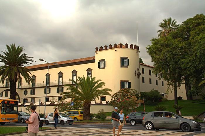 Паласио-де-Сан-Лоренсу. Фуншал. (Funchal) Madeira. Фото: Сима Петрова/Великая Эпоха (The Epoch Times)