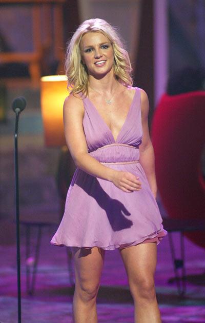 Бритни Спирс, 2 августа 2003. Фото: Getty Images