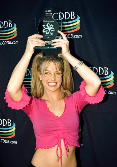 Бритни Спирс, 3 августа 1999. Фото: Getty Images